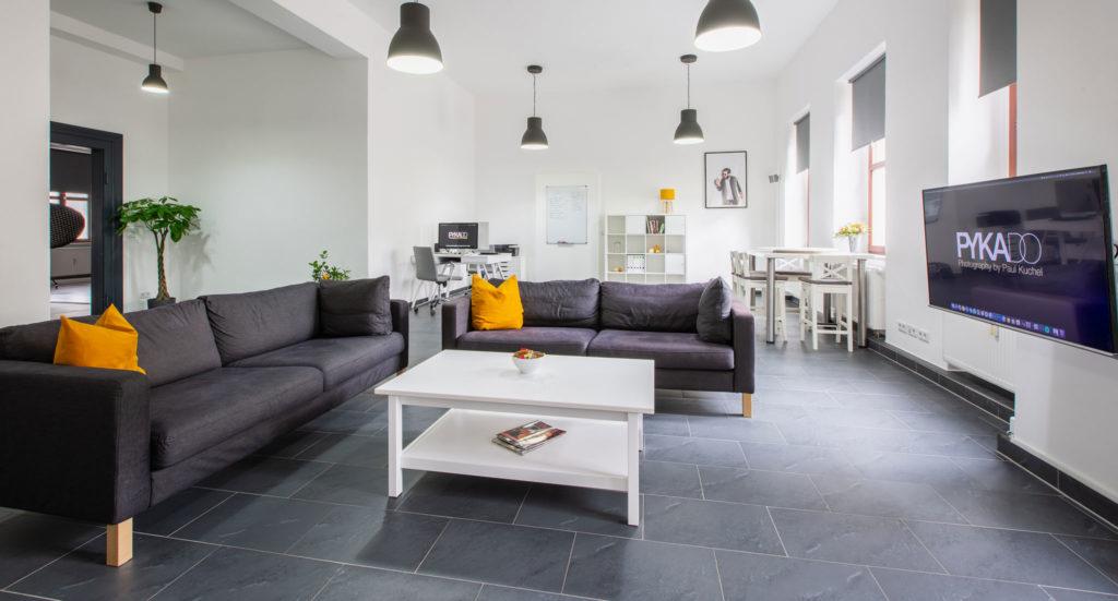 PYKADO Mietstudio Dresden Lounge
